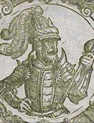 Grand Duke Algirdas (1296-1377)