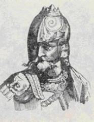 Grand Duke Gediminas  (1275-1341)